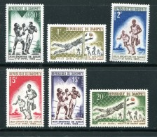 DAHOMEY- Y&T N°192 à 197- Neufs Sans Charnière ** - Bénin – Dahomey (1960-...)