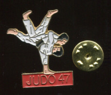 Pin´s - Judo 47 - Lot Et Garonne - Judo