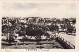 MEDENINE - Vue Partielle - Tunisia