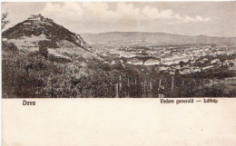 Déva, Deva, Erdély, Transilvania, Siebenbürgen ( Romania, Former Hungary) Látkép, Peisaj, Ansicht, - Ungheria