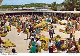 JAMAIKA - Montego Bay Market - Jamaica