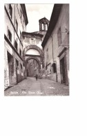 Italie Spoleto Spolete Via Porta Fuga , Carte Non Voyagée - Perugia