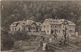 Sósmező, Poiana Sarata, Erdély, Transilvania, Siebenbürgen ( Romania, Former Hungary) A Határ, Vama - Ungheria