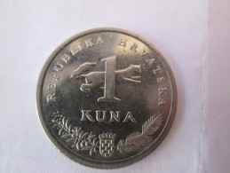 CROATIA 1 Kuna 2012 # 4 - Croatia