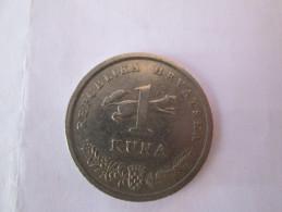 CROATIA 1 Kuna 1998 # 4 - Croatia