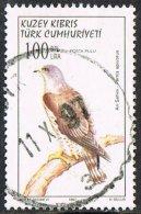 Turkish Cyprus SG450 1997 Birds Of Prey 100000l Good/fine Used - Oblitérés