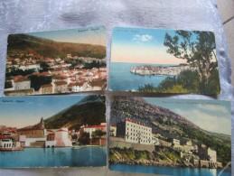 DUBROVNIK  4 CARTES - Croacia