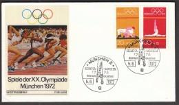 Germany Munich 1972 / Olympic Games Munich / Wrestling, Gymnastics - Ete 1972: Munich
