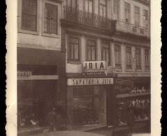 Fotografia Loja SAPATARIA JOIA + CORTE INGLES Na Rua 31 De Janeiro 122/124 PORTO Real Photo 12.5cm X 8cm PORTUGAL 1960s - Porto