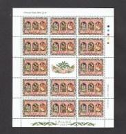 Irland ** 637 Weihnachten 1987 Kleinbogen  Katalog  10,00 - Unclassified