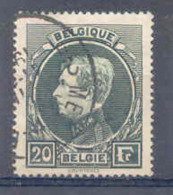 K883 - België  ALBERT I Cataloog Nr 290 - 1929-1941 Big Montenez