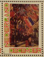 Persoonlijke December Postzegel D12c Mobiele OKI Printer Postaumaat 2013 Vincent Van Gogh The 14th July In Paris - Netherlands