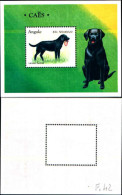 83613) Angola-1998-fauna-cani-BF-n.42 - Nuovo-cat-8 Euro - Angola