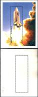 83534) Angola-1998-aviazione E Spazio-BF-n.50 - Nuovo-cat-10 Euro - Angola