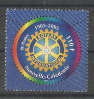 NEW CALEDONIA 2005 ROTARY MNH - Rotary, Lions Club