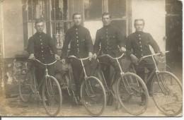 Gendarmes A  Velo Cycles - Uniformes