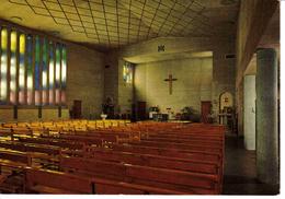 06 Antibes Intérieur Eglise Notre Dame ND De L´Assomption M. Nestel Architecte Photo Leleu - Antibes - Vieille Ville