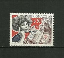 MONACO 1973  N° 920    Centenaire De La Naissance De Colette      NEUF - Unused Stamps