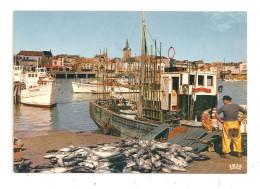 Les Sables -D'Olonne- Retour De Pêche-(B.4023) - Sables D'Olonne