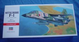 Mitsubishi F-1      1/72  ( Hasegawa ) - Airplanes