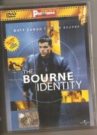 THE BOURNE IDENTITY DVD - Azione, Avventura