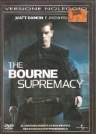 THE BOURNE SUPREMACY DVD - Azione, Avventura