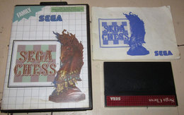 SEGA CHESS - Sega