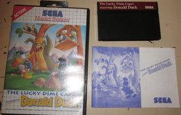SEGA DONALD DUCK - Sega