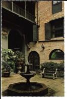LOUISIANA---NEW-ORLEANS---brulatour Courtyard---voir 2 Scans - New Orleans