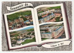 Souvenir De ... VILLIERS-le-BEL - Multivues - édit. LAPIE, N°101 - CPM - France