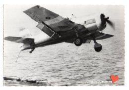 """10111-LE-AVION-U.S. Grumann """"HELLCAT """"F 6 F -Chasseur Destiné à L'aviation Embarquée - Airplanes"""
