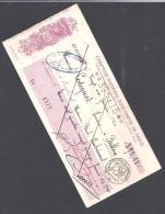 Chèque Du C.N.E.P.  Agence De ST ETIENNE - Chèques & Chèques De Voyage