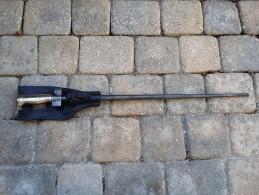 Baionnette Lebel Type Rosalie Avec Fourreau Et Porte Baionnette Cuir - Knives/Swords