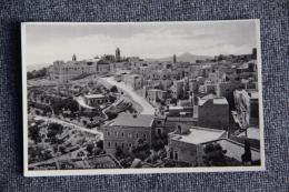 BETHLEEM - The Birthplace Of Christ, La Ville Natale Du Christ