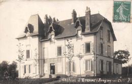 ¤¤ -  Carte-Photo   -  BRAGNY-en-CHAROLLAIS   -  Chateau D' ETERNE    -   ¤¤ - Unclassified