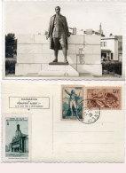 SAINT QUENTIN - Inauguration Du Monument Albert 1° Le 12 Juillet 1936  - Vignette De L' Hotel De Ville (90375) - Saint Quentin