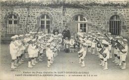 53 FANFARE DES PETITS ORPHELINS DE SAINT-GEORGES-DE-LISLE SAINT-FRAIMBAULT-DE-PRIERES - Other Municipalities