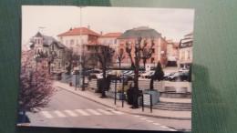 CPM COURS LA VILLE RHONE FETE DU MILLENAIRE JUILLET 2000 PLACE DE LA REPUBLIQUE - Cours-la-Ville