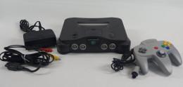 Japanese Nintendo 64 ( Used ) - Consoles
