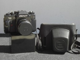 ZENIT 122 (URSS) - Cameras