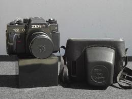 ZENIT 122 (URSS) - Appareils Photo