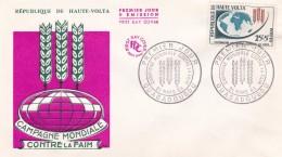 Haute Volta - Lettre - Haute-Volta (1958-1984)