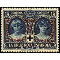 ES353STV-LFT***353S.ANIVERSARIO.JURA   CONSTITUCION POR ALFONSO Xlll. 1927 (Ed 353**) Sin Charnela MAGNIFICO - 1889-1931 Royaume: Alphonse XIII