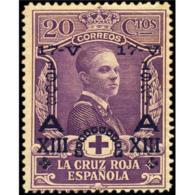 ES354STV-LFT***354S.ANIVERSARIO.JURA   CONSTITUCION POR ALFONSO Xlll. 1927 (Ed 354**) Sin Charnela MAGNIFICO - 1889-1931 Royaume: Alphonse XIII