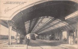 ¤¤  -  2088   -  MONT-de-MARSAN   -  Le Grand Hall De La Gare Du Midi   -  Train , Chemin De Fer   -  ¤¤ - Mont De Marsan