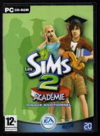 PC Les Sims 2 Académie - Jeux PC