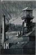 CPA Mines Mineurs Métiers Non Circulé Ligne De La Mure Dauphiné Isère La Motte D'Aveillans - Mines