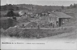 CPA Mines Mineurs Métiers Non Circulé Cublac Corrèze - Mines