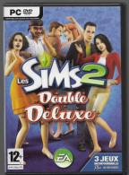 PC Les Sims 2 Double Deluxe - Jeux PC