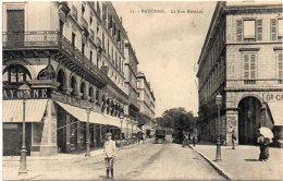 BAYONNE - La Rue Bernède  - Commerces, Attelage... (90382) - Bayonne